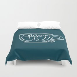 Cup of Cheer Duvet Cover