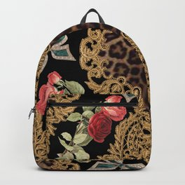 Lace Baroque Backpack