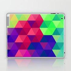 Hexagons 2 Laptop & iPad Skin