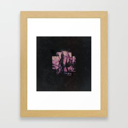 philosophimage concept print .01 Framed Art Print