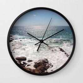 Sea and Sardinia Wall Clock