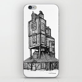 The Burrow iPhone Skin