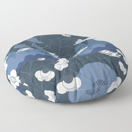Spring Dream Night Floor Pillow
