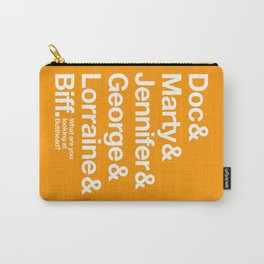 The Future - Gilmore Style Carry-All Pouch