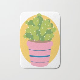 Cacti dude Bath Mat