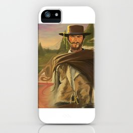 Clint Fucking Eastwood iPhone Case