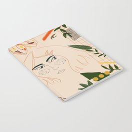 Jungle girl Notebook