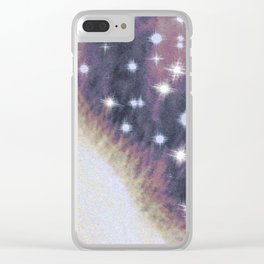You don't take away my freedom without asking first. Clear iPhone Case