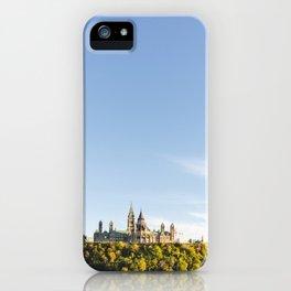 Parliament Hill  iPhone Case