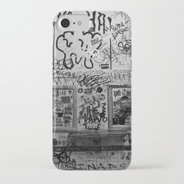 Graffiti Print iPhone Case