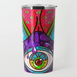 SEXY PSYCO LOOPING_2 Travel Mug