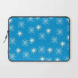 Snowflake Pattern Laptop Sleeve