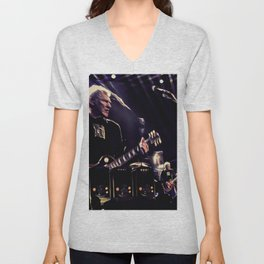 Rush - Snakes and Arrows Tour Unisex V-Neck