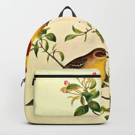 Red-Headed Bunting Backpack