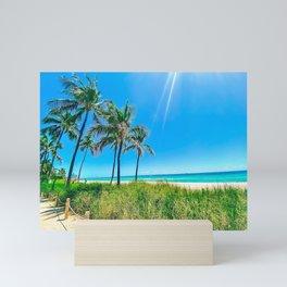 Miami Slice Mini Art Print