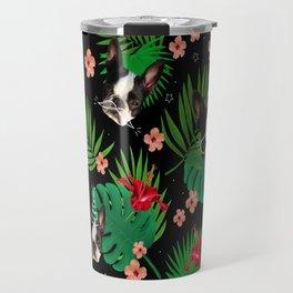 Jungle Boston Travel Mug