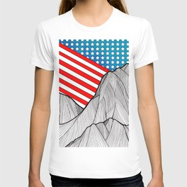 American Mounts T-shirt