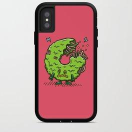 Zombie Donut 02 iPhone Case