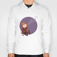 starlord Hoodies featuring StarLord by MaliceZ