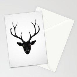 The Black Deer Stationery Cards
