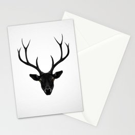 The Black Deer Stationery Cards