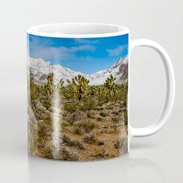 Desert Snow - 4936 Coffee Mug