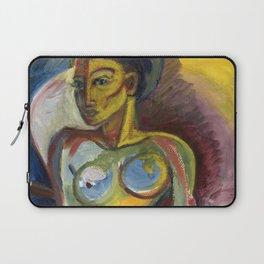 Seated Nude Laptop Sleeve