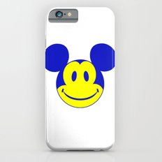 Mickey Mouse Smiley Face #1 Slim Case iPhone 6s