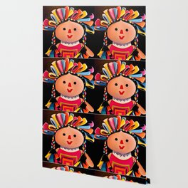 MEXICAN MARIA DOLL*** Wallpaper