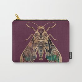 Sphinx Moth Carry-All Pouch