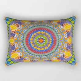 Summer in KB/Juicy/The Yellow One Rectangular Pillow