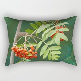 Rowan tree Rectangular Pillow