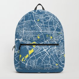 COLOGNE City Map - Germany | Blue | More Colors, Review My Collections Backpack