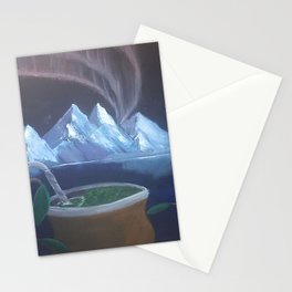 Mate at Night Stationery Cards