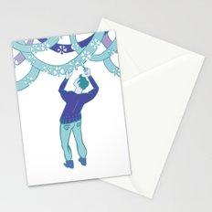 Winter Celebration Stationery Cards