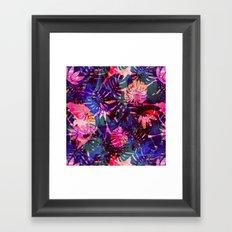 Motuu Tropical CMY Framed Art Print