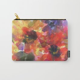Sunflower Carnival Carry-All Pouch