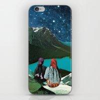 CLAIRVOYANCE iPhone & iPod Skin