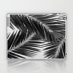Palm Leaf Black & White III Laptop & iPad Skin