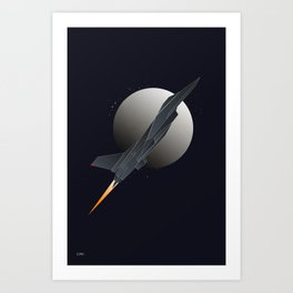 Mission Accomplished Art Print