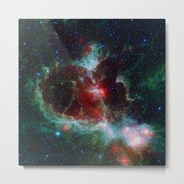 Heart Nebula Metal Print