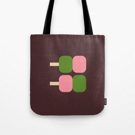 Japan Dango Sweet Tote Bag
