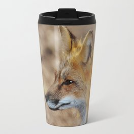 Inquisitive Mr. Fox Travel Mug