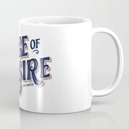 """Edge of Desire"" John Mayer Edition Coffee Mug"