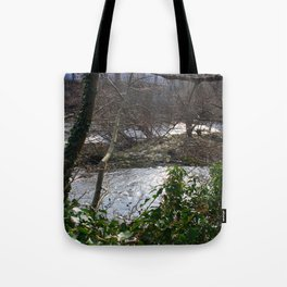 Riverbank Tote Bag