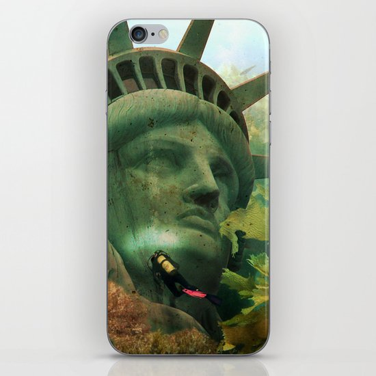 East Coast Sightseeing iPhone & iPod Skin