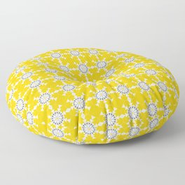 Moroccan Mix No.3 Floor Pillow