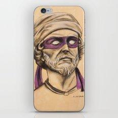Donnie TMNT iPhone & iPod Skin