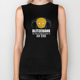 Blitzcrank w/ quote Biker Tank