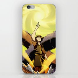 """Light"" iPhone Skin"
